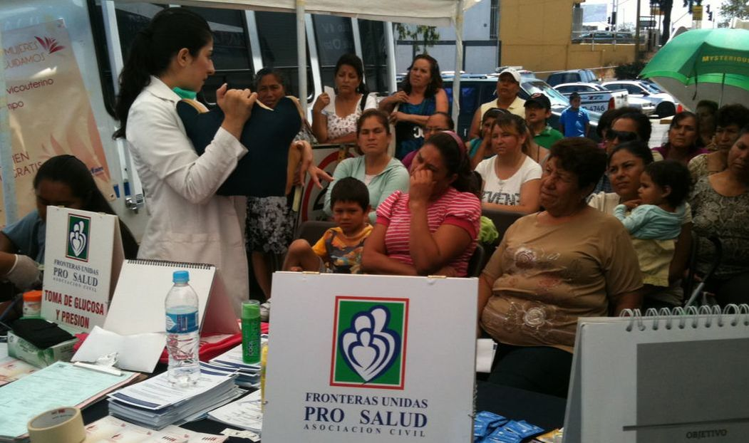 A Partnership For Cervical Cancer Prevention in Northern Mexico