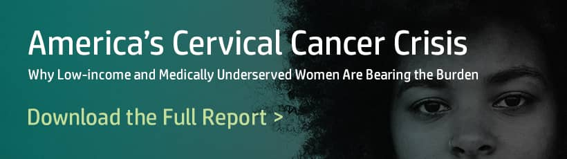 Cervical Cancer Death Rates 41% Higher Among Black Women